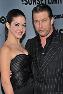 Photo of Stephen Baldwin & his  Daughter  Alaia Baldwin