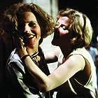 Hanna Schygulla and Barbara Sukowa in Berlin Alexanderplatz (1980)