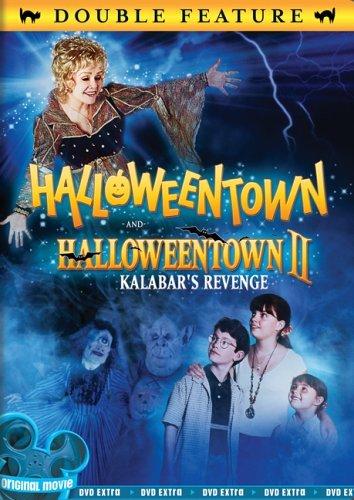 Debbie Reynolds, Kimberly J. Brown, Emily Roeske, and Joey Zimmerman in Halloweentown (1998)