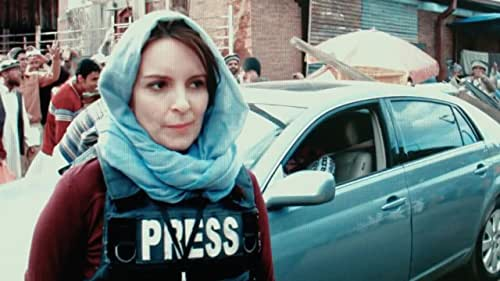 Based on the Kim Barker's memoir, Tina Fey plays a journalist reporting from war-town Afghanistan and Pakistan.