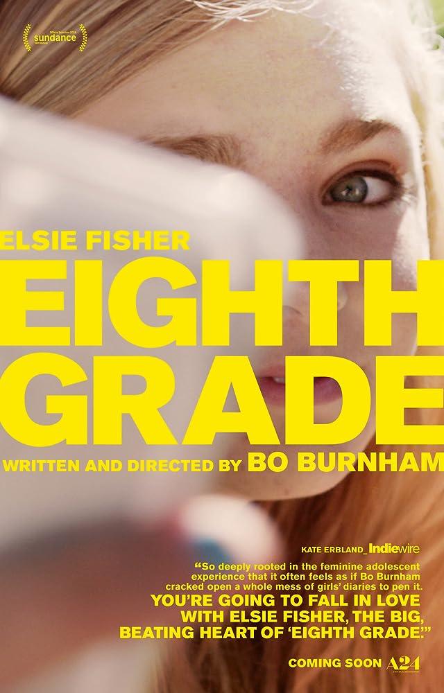 Eighth Grade Movie Poster