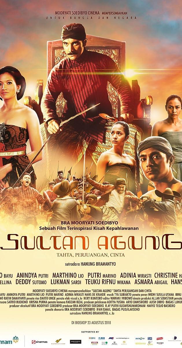 Sultan Agung Tahta Perjuangan Cinta 2018 Imdb