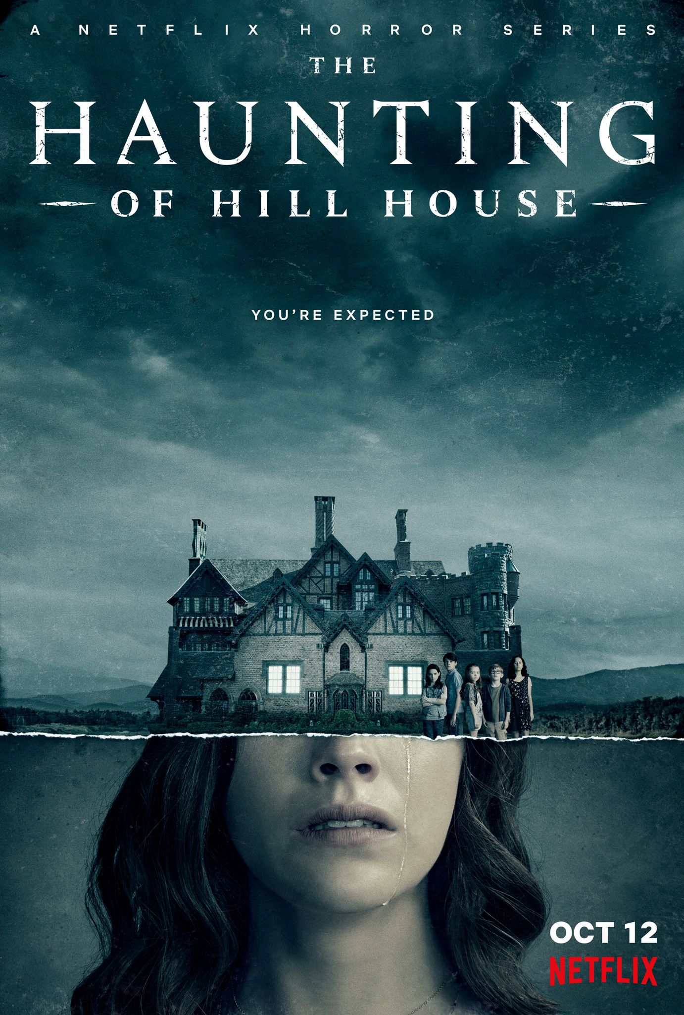 The Haunting of Hill House 1 sezonas