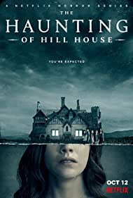 Lulu Wilson, Victoria Pedretti, Julian Hilliard, Paxton Singleton, and Violet McGraw in The Haunting of Hill House (2018)