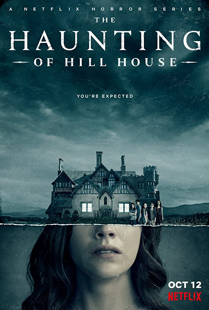 Šmėklos / The Haunting of Hill House (1 Sezonas) (2018) Online