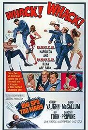 One Spy Too Many(1966) Poster - Movie Forum, Cast, Reviews