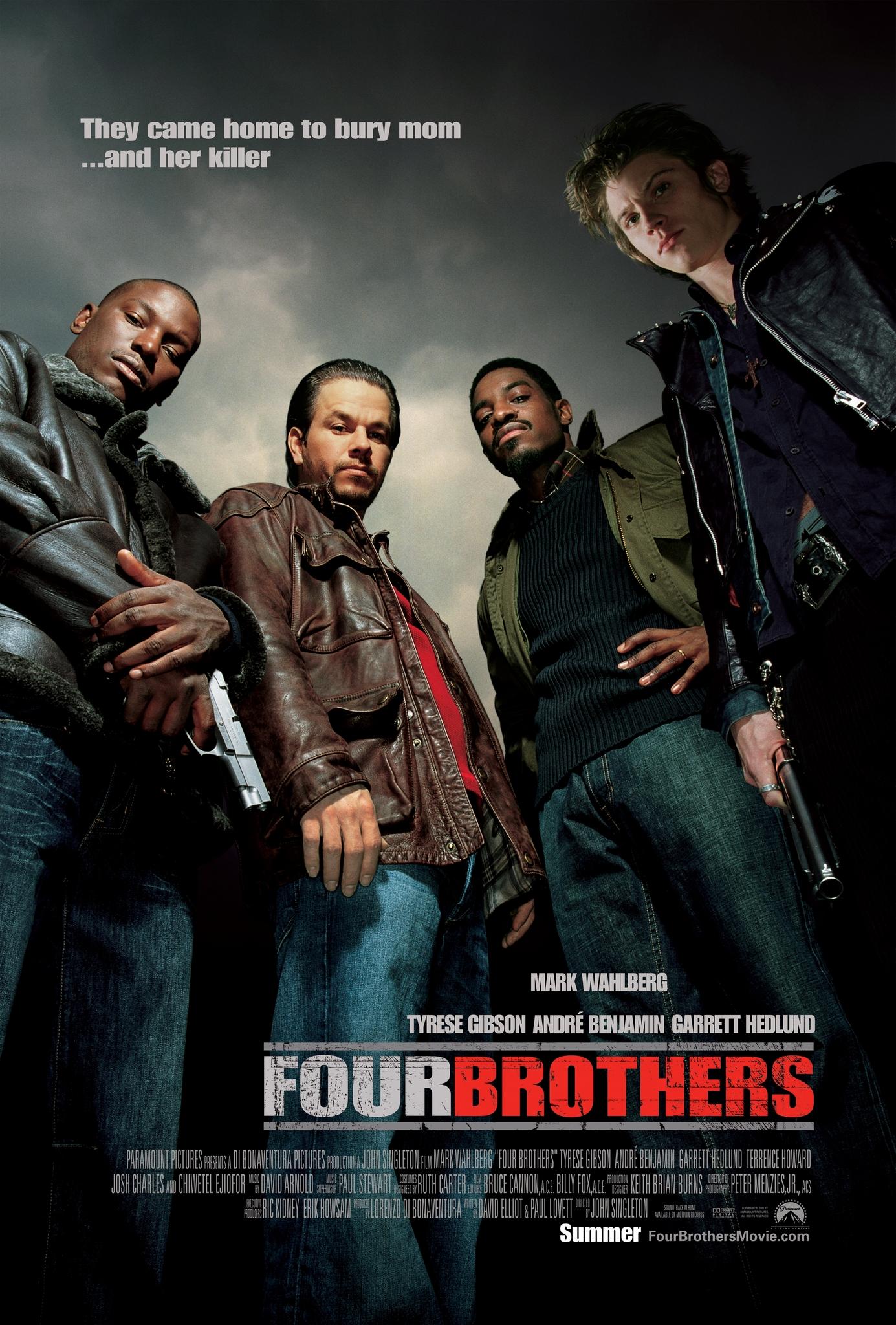 Four Brothers 2005 IMDb