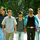Tolga Çevik, Yilmaz Erdogan, Tuncer Salman, Erdal Tosun, Öner Erkan, Riza Kocaoglu, and Ersin Korkut in Organize Isler (2005)