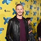 Alexander Ludwig at an event for The Final Girls (2015)