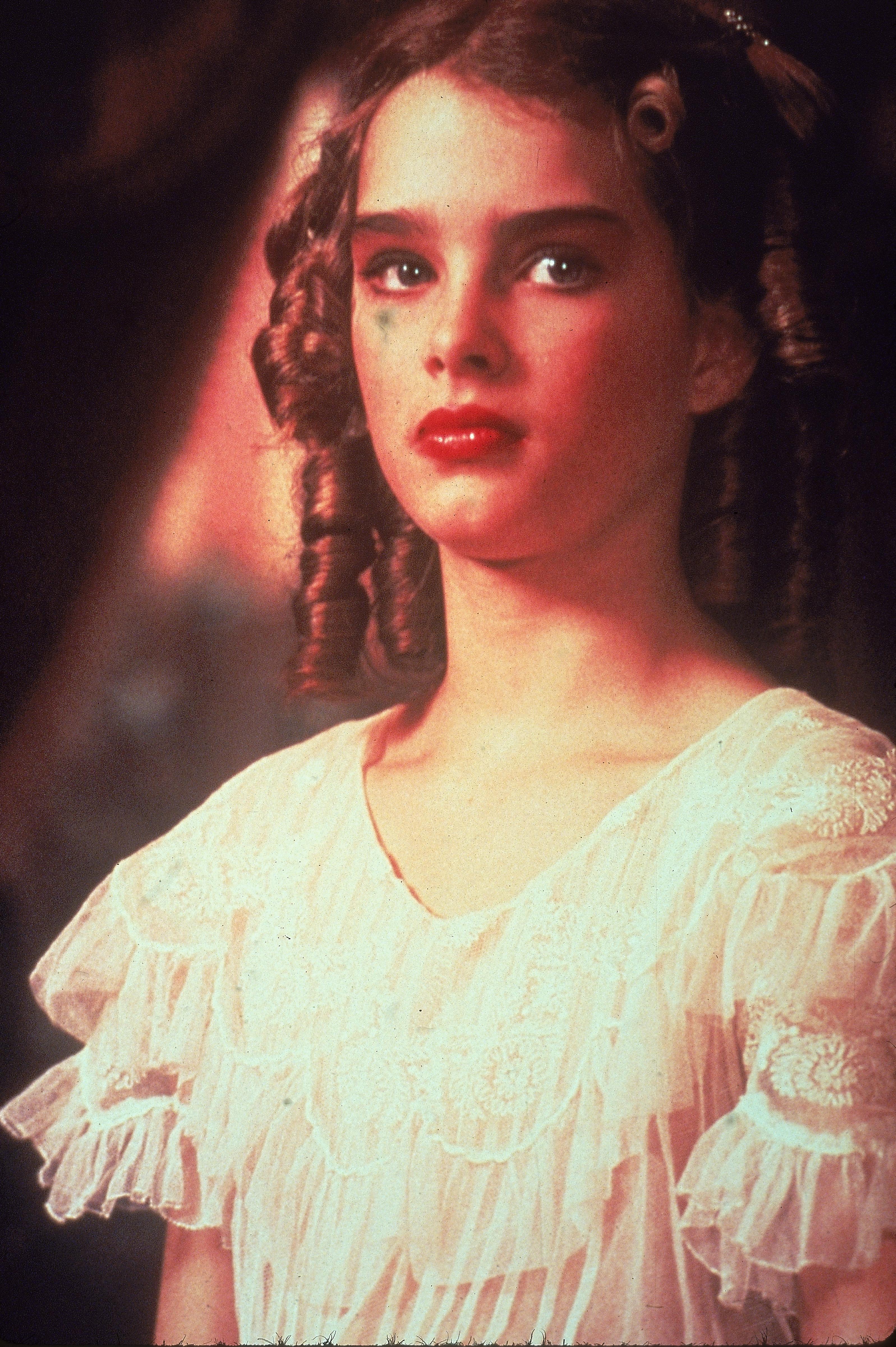 Brooke Shields in Pretty Baby (1978)