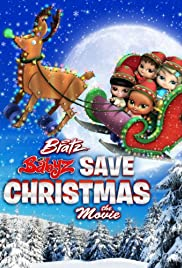 Bratz Babyz Save Christmas Poster
