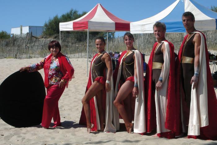 Las playas de Agnès (2008) dirigida por Agnès Varda