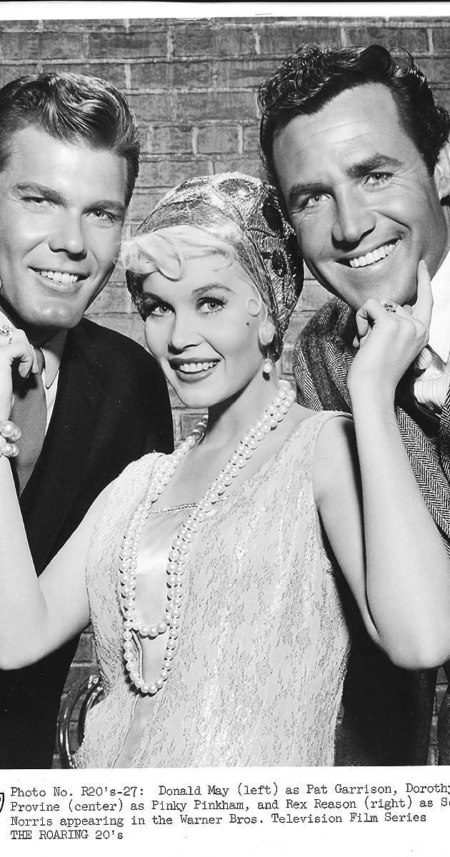 The Roaring 20's (TV Series 1960–1962) - Full Cast & Crew - IMDb
