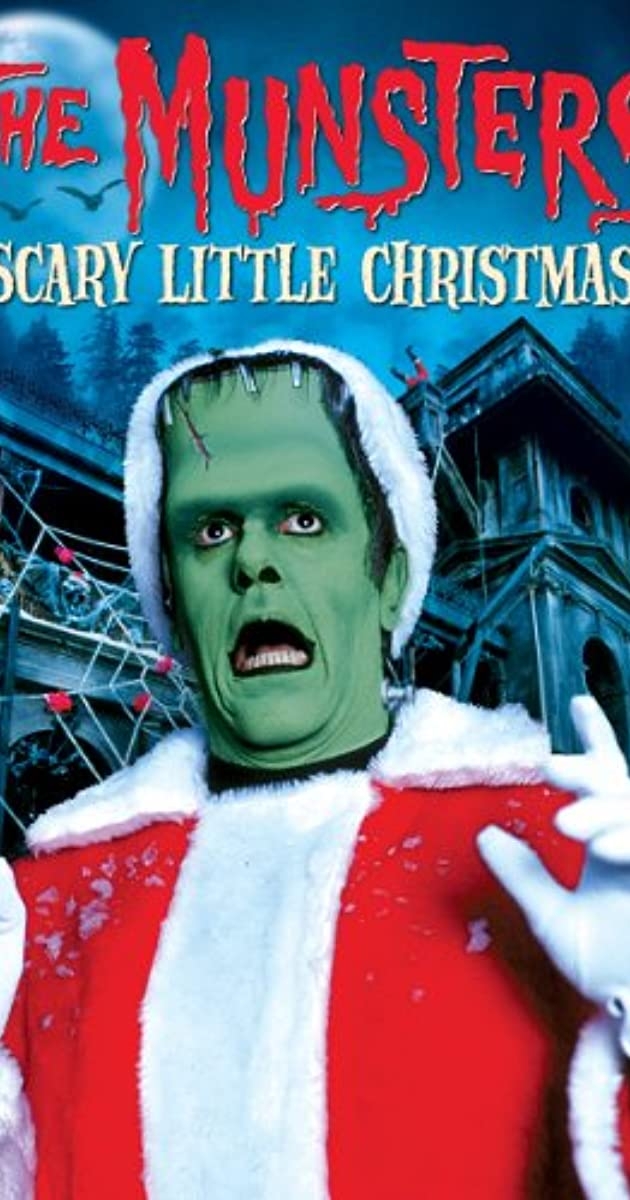 The Munsters\' Scary Little Christmas (TV Movie 1996) - IMDb