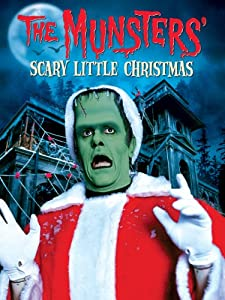 The Munsters' Scary Little Christmas by Don Weis