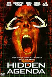 Hidden Agenda (1999) Poster - Movie Forum, Cast, Reviews