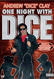 Andrew Dice Clay: One Night with Dice(1987) Poster - Movie Forum, Cast, Reviews