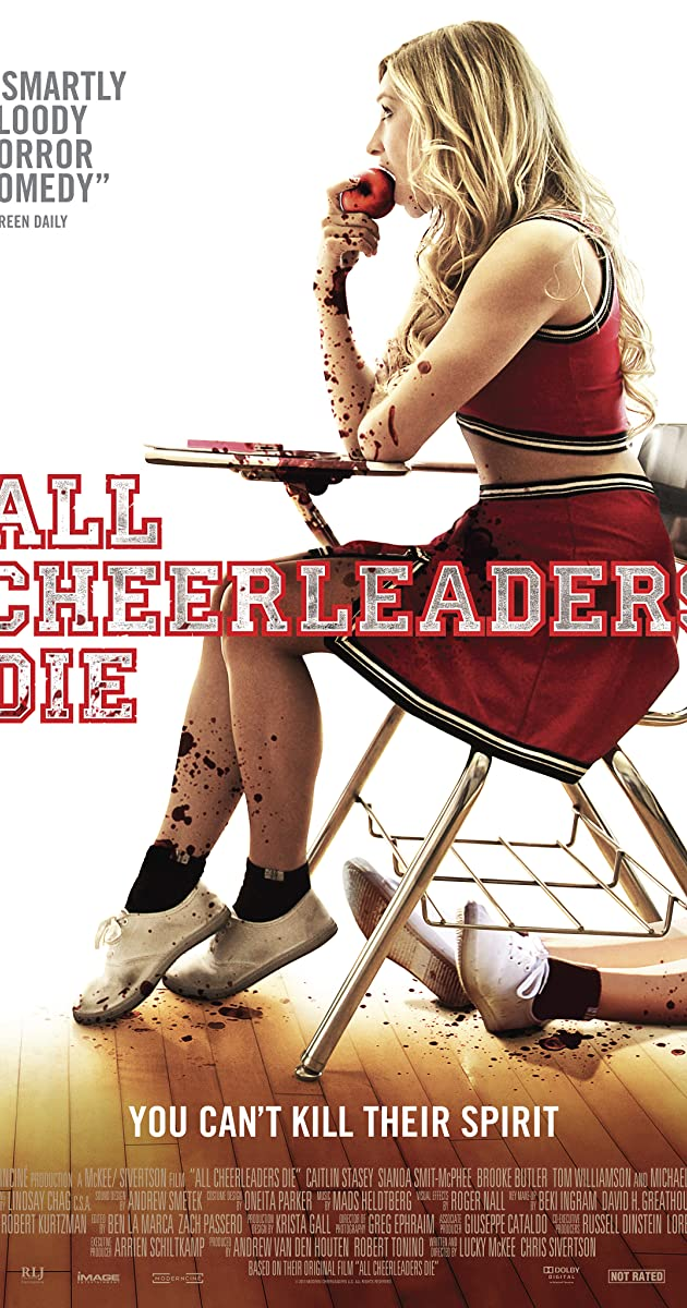 All The Girls Standing In The Line For The Bathroom: All Cheerleaders Die (2013)