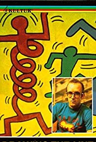 Primary photo for Drawing the Line: A Portrait of Keith Haring