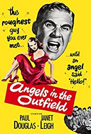 Angels in the Outfield (1951) Poster - Movie Forum, Cast, Reviews