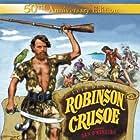 Dan O'Herlihy in Robinson Crusoe (1954)