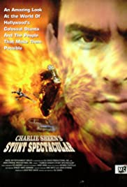 Charlie Sheen's Stunts Spectacular Poster