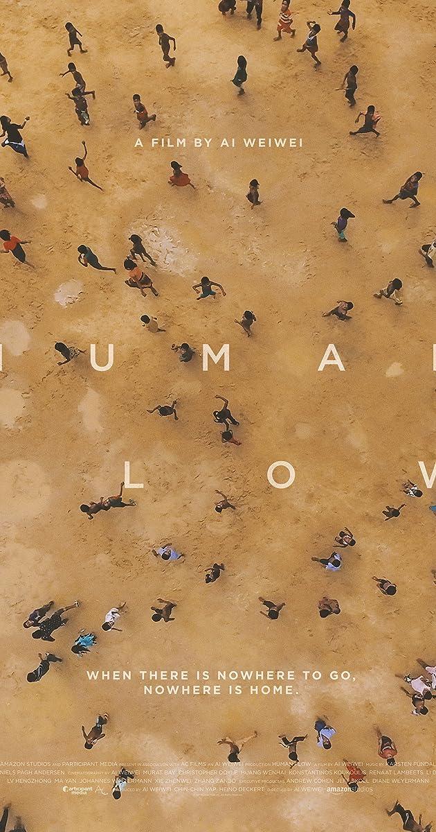 Subtitle of Human Flow