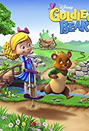 Goldie and Bear Poster