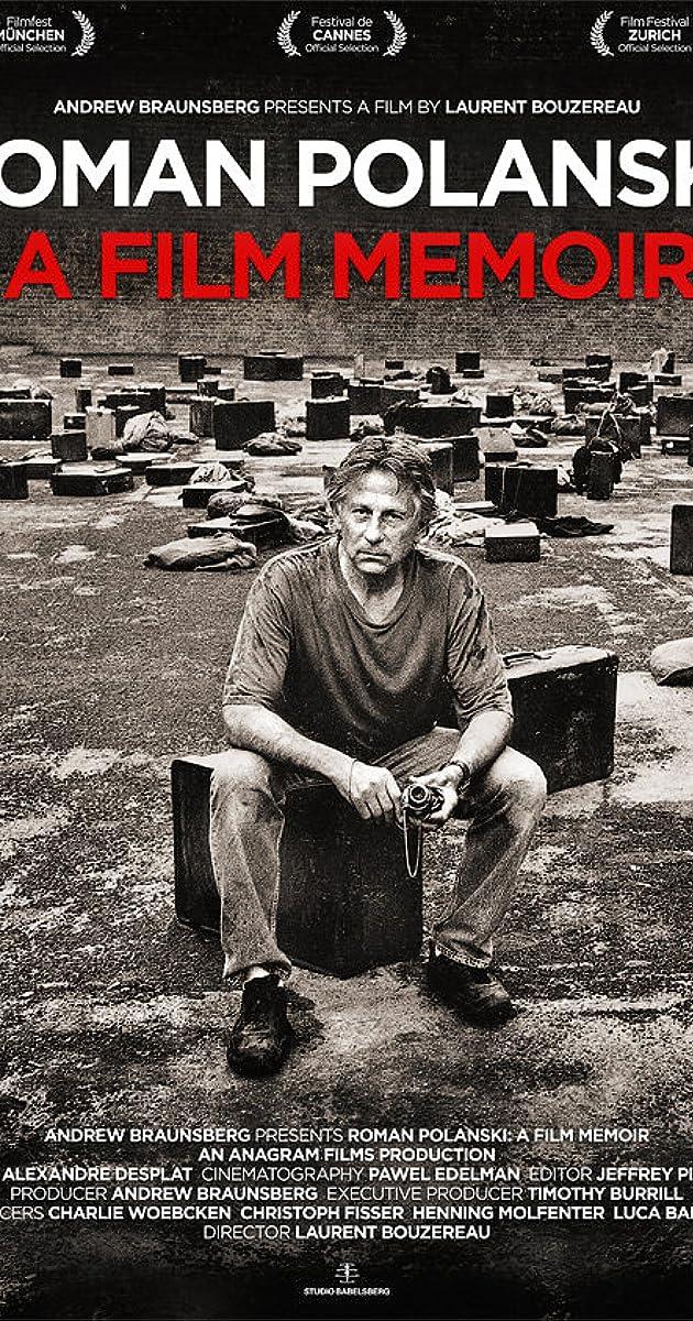 Subtitle of Roman Polanski: A Film Memoir