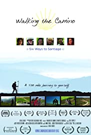 Walking the Camino: Six Ways to Santiago Poster