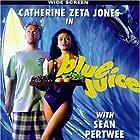 Ewan McGregor, Catherine Zeta-Jones, Mark Frost, Peter Gunn, Guy Leverton, Steven Mackintosh, Sean Pertwee, and Heathcote Williams in Blue Juice (1995)