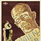 Boris Karloff and Zita Johann in The Mummy (1932)
