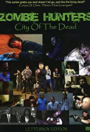 Zombie Hunters: City of the Dead Poster