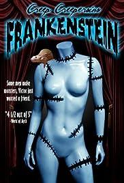 Creep Creepersin's Frankenstein Poster
