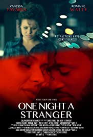 One Night a Stranger Poster