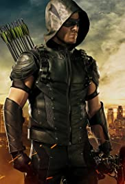 Green Arrow Poster