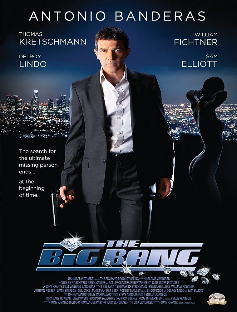 The Big Bang สืบร้อนซ่อนปมมรณะ (2010)