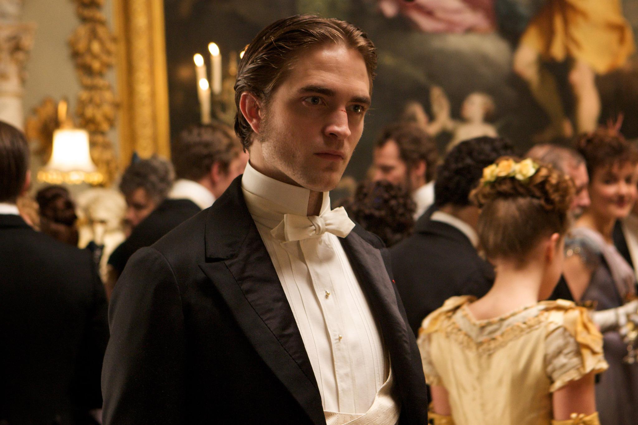 Robert Pattinson in Bel Ami (2012)