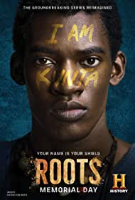 Malachi Kirby in Roots (2016)