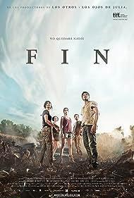Maribel Verdú, Clara Lago, Daniel Grao, Andrés Velencoso, and Blanca Romero in Fin (2012)