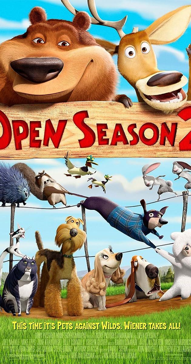 Subtitle of Open Season 2