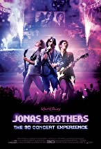 Primary image for Jonas Brothers: The 3D Concert Experience