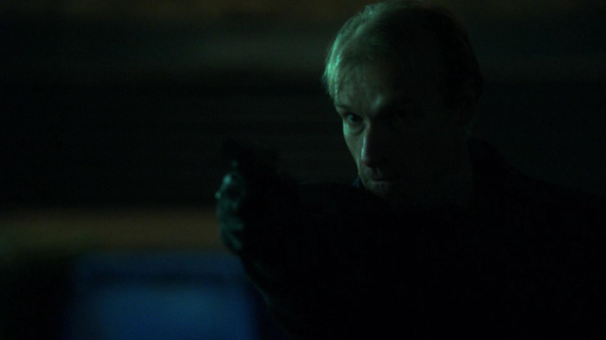 Simon Northwood in Nikita (2010)