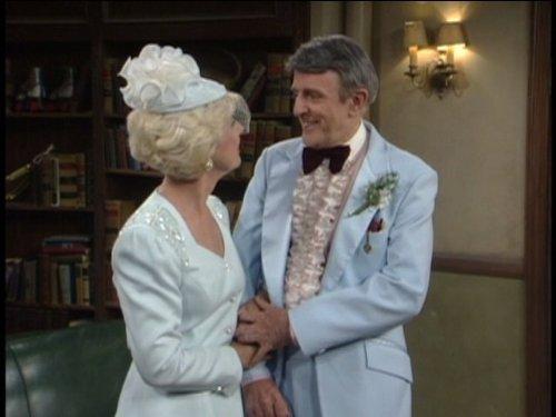 John Astin and Karen Morrow in Night Court (1984)