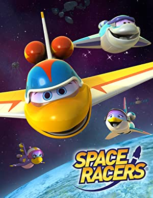 Where to stream Space Racers