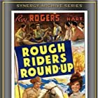 Roy Rogers, Raymond Hatton, and Lynne Roberts in Rough Riders' Round-up (1939)