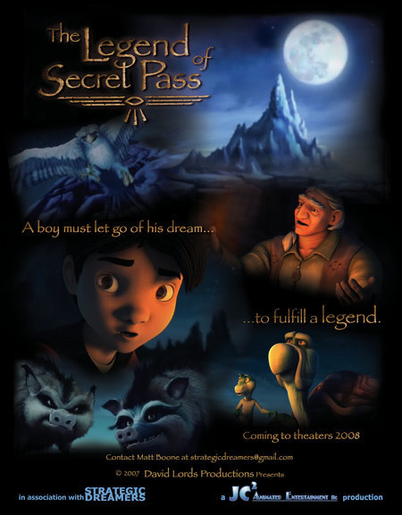 Download The Legend Of Secret Pass