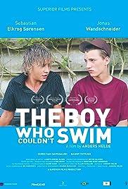 Drengen der ikke kunne svømme Poster