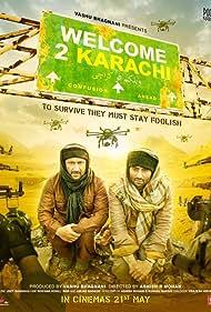 Arshad Warsi in Welcome to Karachi (2015)