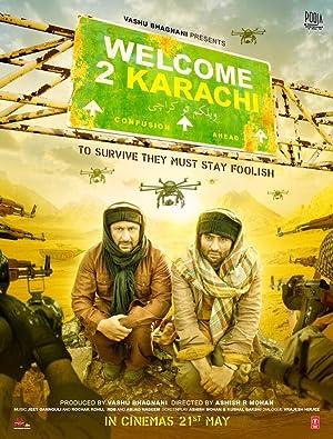 Welcome 2 Karachi Cartel de la película